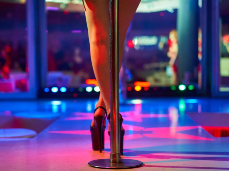 striptease Amsterdam