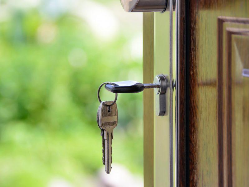 Beveilig jouw huis